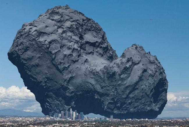 Những bức ảnh cho thấy Trái đất của chúng ta quá nhỏ bé trong vũ trụ này - Ảnh 12.