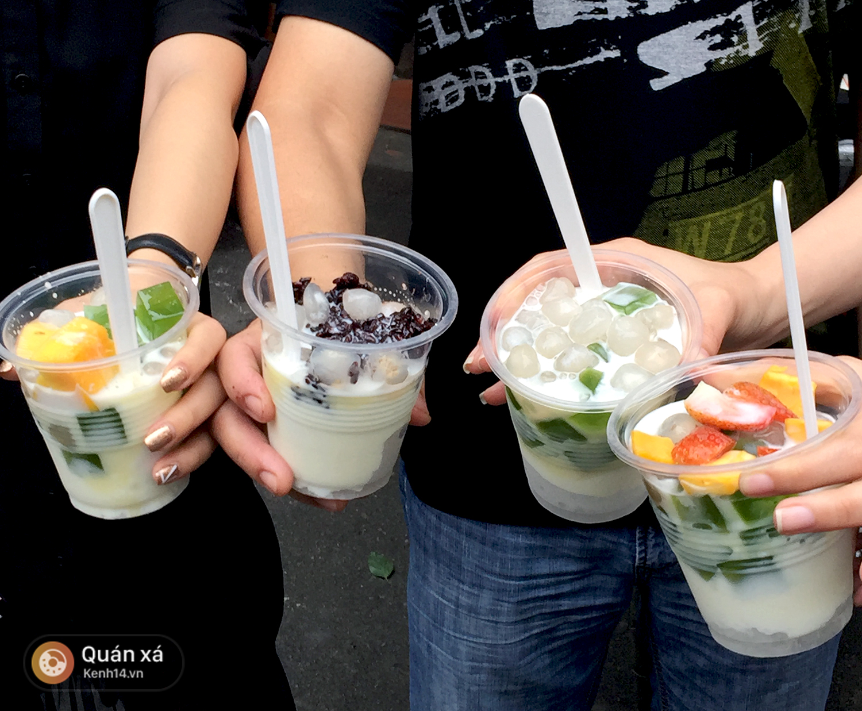 Ẩm thực: Update ngay món sữa chua thạch lá nếp đang được check in cực nhiều trên mạng xã hội