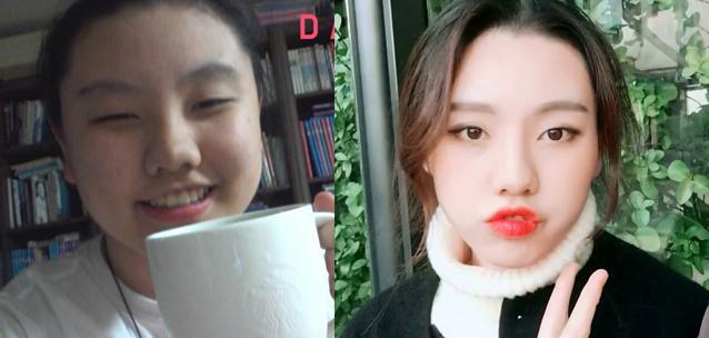 Nữ sinh Hàn nặng 100 kg và cú lột xác sau 2 năm kiên trì giảm cân - Ảnh 3.