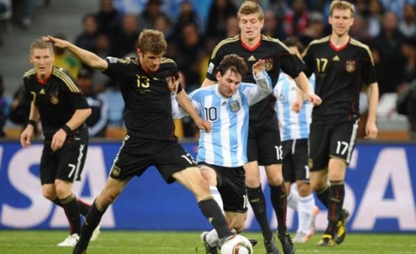 Lionel Messi và 5 trận cầu thất vọng nhất sự nghiệp - ảnh 2