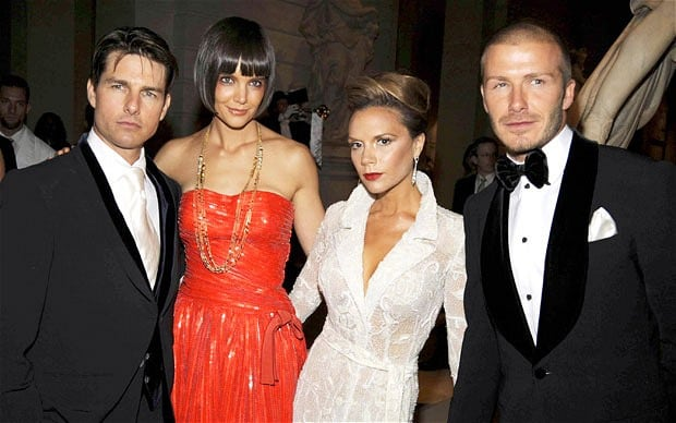 Suri Cruise và Harper Beckham: Hai cô bé nổi tiếng nhất thế giới có tuổi thơ trái ngược - Ảnh 17.