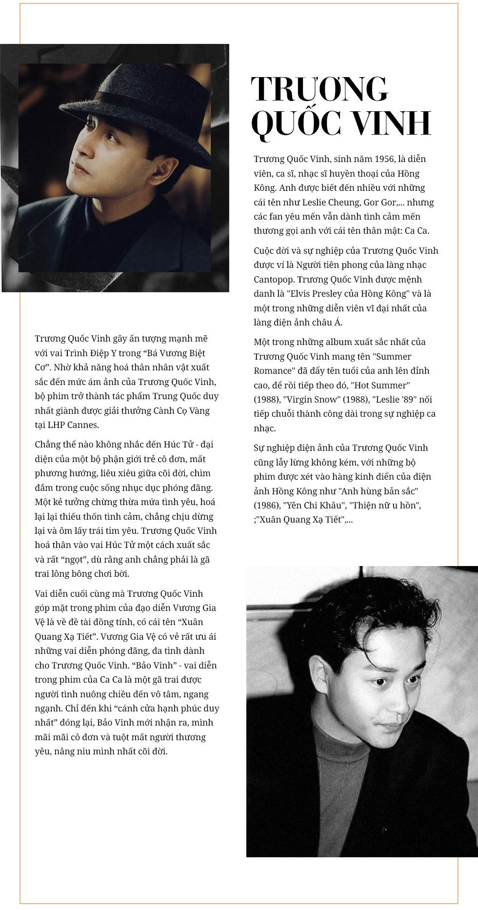 Tròn 14 năm chia ngả âm dương, nhưng mối tình đồng tính Trương Quốc Vinh - Đường Hạc Đức vẫn mãi là bản tình ca buồn bã và lãng mạn nhất - Ảnh 12.