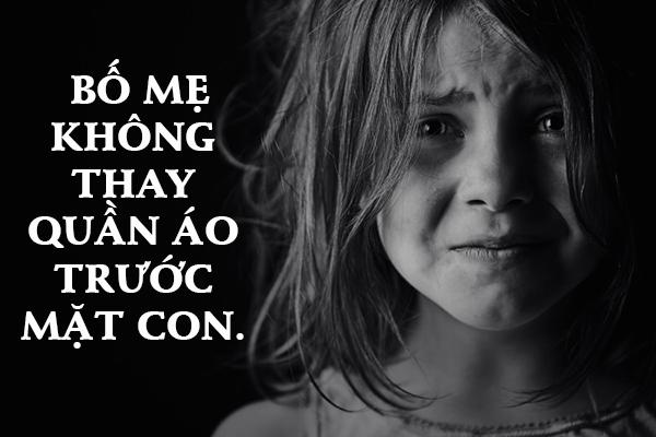Nguyên tắc DÀNH CHO NGƯỜI LỚN để tránh vấn nạn xâm hại tình dục cho trẻ em - Ảnh 2.
