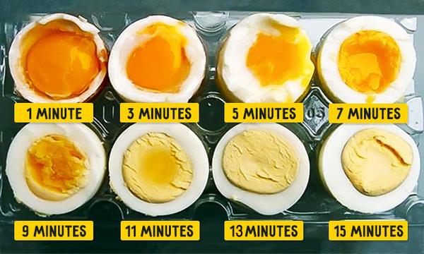Đừng tưởng làm món trứng luộc là dễ, cũng phải có mẹo mới ngon được nhé! - Ảnh 4.