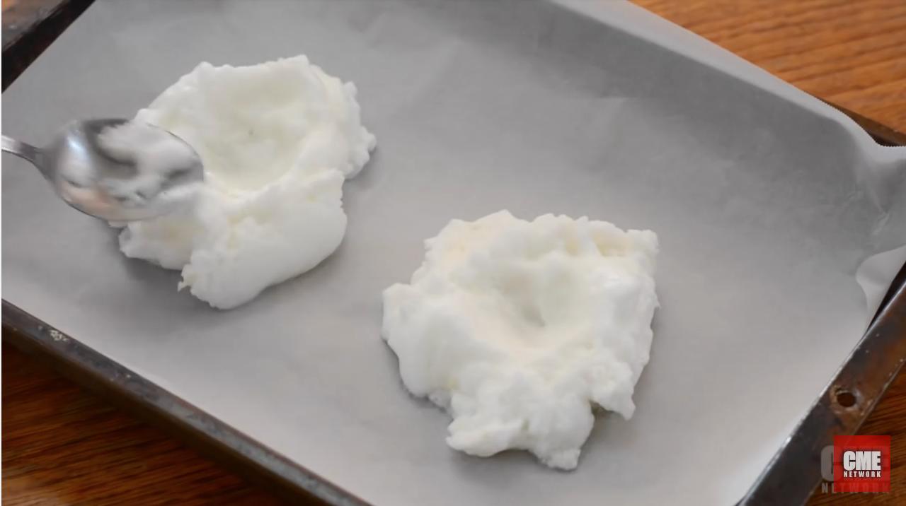 """Trứng mây - món ăn đang """"hót hòn họt"""" trên instagram thực sự là gì? - Ảnh 3."""