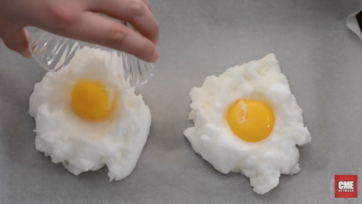 """Trứng mây - món ăn đang """"hót hòn họt"""" trên instagram thực sự là gì? - Ảnh 4."""
