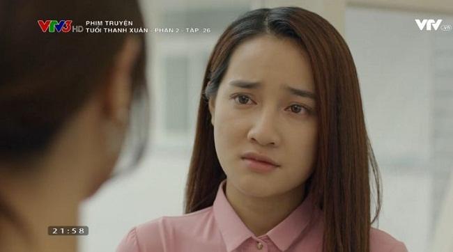 Khán giả phát mệt vì chìm trong nước mắt của Linh (Nhã Phương) trong Tuổi Thanh Xuân - Ảnh 3.
