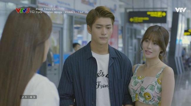 """Khán giả """"Tuổi Thanh Xuân 2"""" lại chìm sâu trong tuyệt vọng vì cặp đôi Linh - Su - Ảnh 1."""