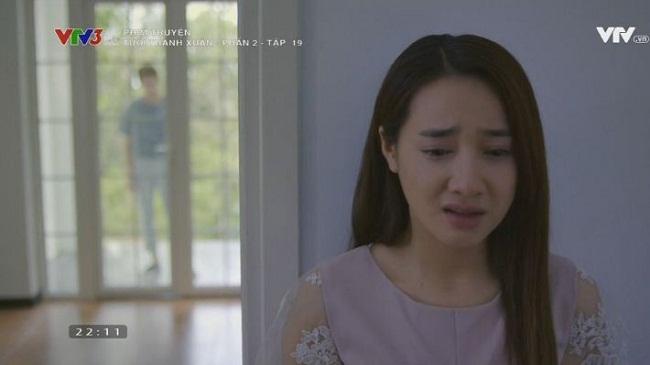 """Khán giả """"Tuổi Thanh Xuân 2"""" lại chìm sâu trong tuyệt vọng vì cặp đôi Linh - Su - Ảnh 10."""