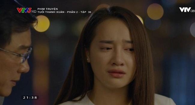 Linh (Nhã Phương) nghẹn ngào nước mắt khi tiễn Junsu (Kang Tae Oh) về Mỹ - Ảnh 2.