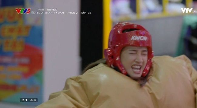 Linh (Nhã Phương) nghẹn ngào nước mắt khi tiễn Junsu (Kang Tae Oh) về Mỹ - Ảnh 4.