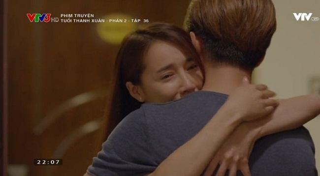 Linh (Nhã Phương) nghẹn ngào nước mắt khi tiễn Junsu (Kang Tae Oh) về Mỹ - Ảnh 8.