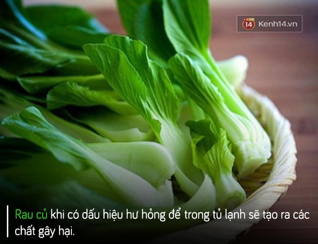 Nguy hại sức khoẻ nghiêm trọng khi để 6 thực phẩm này trong tủ lạnh - Ảnh 6.