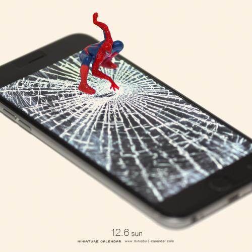 14 mô hình sắp đặt ấn tượng kết hợp từ smartphone - Ảnh 7.