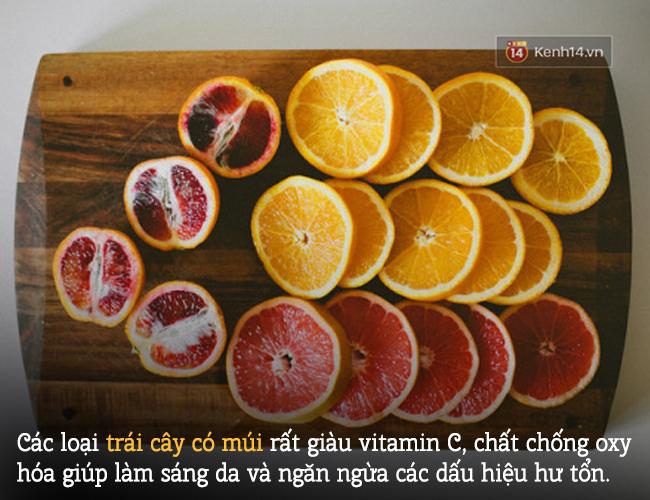8 siêu thực phẩm giúp bạn níu giữ làn da của tuổi xuân - Ảnh 3.