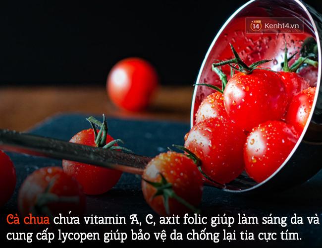 8 siêu thực phẩm giúp bạn níu giữ làn da của tuổi xuân - Ảnh 11.