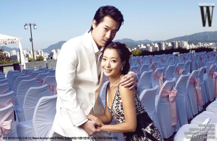 Sao Hàn: Gia thế và ngoại hình đáng ngưỡng mộ của chồng mỹ nhân tự nhận đẹp nhất Hàn Quốc Kim Hee Sun