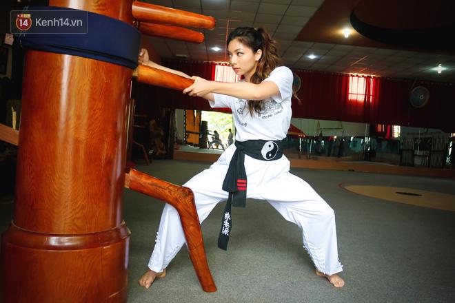 Con gái chưởng môn Vịnh Xuân: Huỳnh Tuấn Kiệt khiến giới trẻ hiểu sai về võ thuật - Ảnh 4.