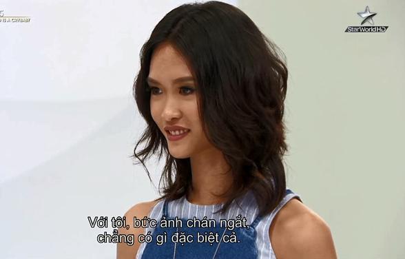Cô gái gân cổ cãi tay đôi với Minh Tú tại Next Top châu Á là ai? - Ảnh 17.