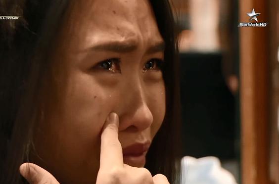 Cô gái gân cổ cãi tay đôi với Minh Tú tại Next Top châu Á là ai? - Ảnh 9.