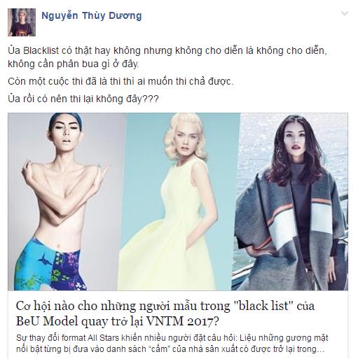 Vietnams Next Top Model mà có thêm dàn mẫu blacklist thì mới vui! - Ảnh 11.