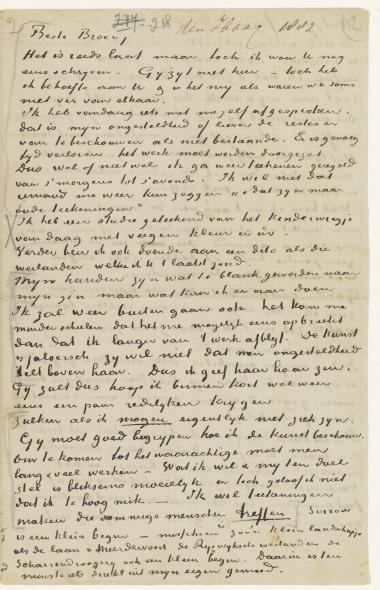 Loving Vincent - Những lá thư đầy xúc động về đam mê, cuộc sống và cái chết - Ảnh 4.