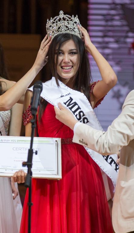Nhan sắc kẻ 9 người 10 của các mỹ nhân thế giới sẽ tranh tài tại Hoa hậu Hoàn vũ 2017 - Ảnh 23.