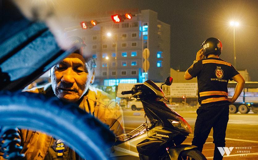 SOS Sài Gòn: Dù chỉ còn 1 người gọi đến, đội vẫn sẽ giúp hết sức mình! - Ảnh 4.
