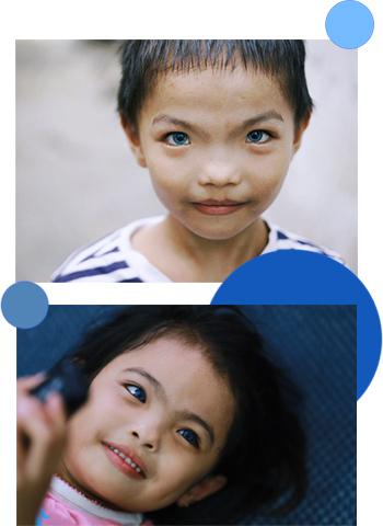 Người lớn tử tế và 6 tháng thầm lặng tìm lại tiếng nói, âm thanh cho 2 đứa nhỏ có màu mắt xanh kì lạ - Ảnh 8.