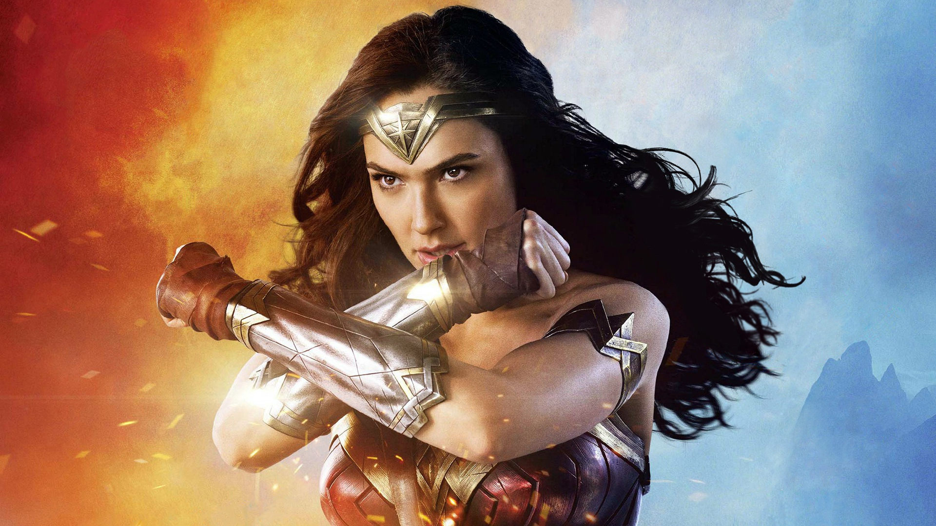 Wonder Woman 2017 3D BluRay 1080p AVC Atmos TrueHD7.1-CHDBits ~ Nữ Thần Chiến Binh