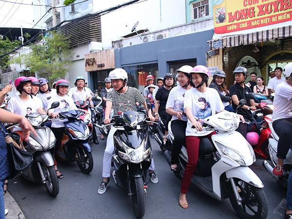 Sau sự hào nhoáng bên ngoài của showbiz, vẫn có những khoảnh khắc sao Việt giản dị đến khó tin! - Ảnh 6.