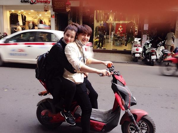 Sau sự hào nhoáng bên ngoài của showbiz, vẫn có những khoảnh khắc sao Việt giản dị đến khó tin! - Ảnh 7.
