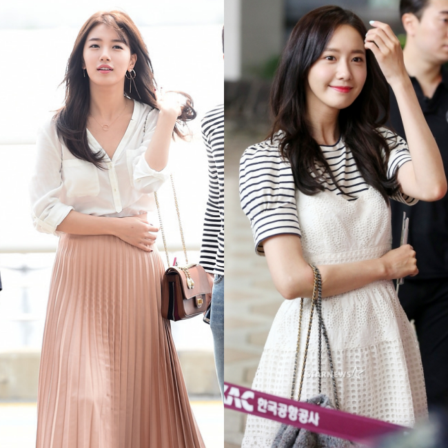 Chỉ bằng vài cái hất tóc, mỹ nhân này đã vươn lên đẳng cấp nhan sắc nữ thần của Suzy và Yoona - Ảnh 17.