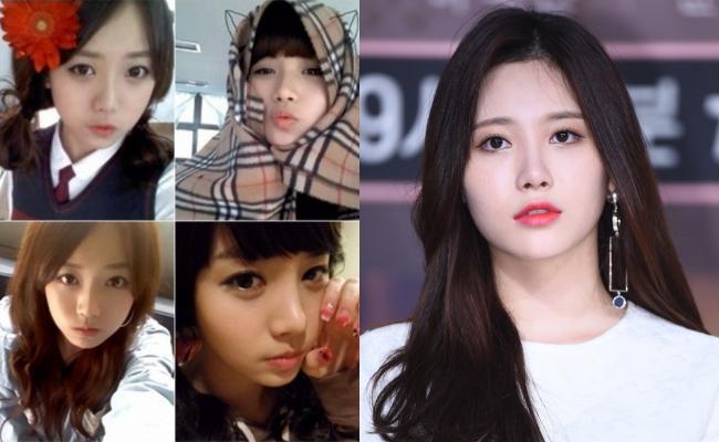 Chùm ảnh chứng minh: Các cô nhóc nhà bên cũng có thể trở thành nữ thần sắc đẹp Kpop - Ảnh 31.