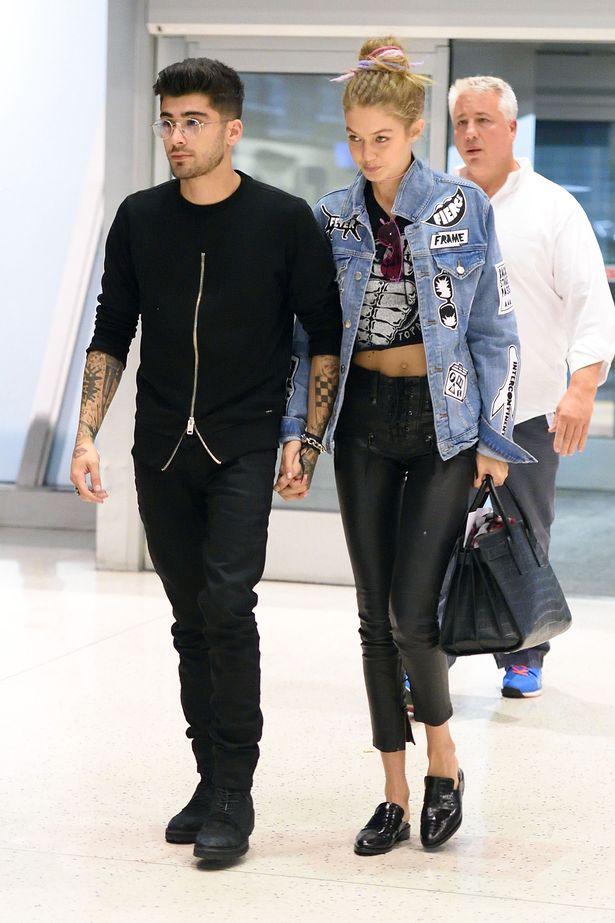 Như sinh ra để dành cho nhau, Gigi và Zayn vừa đẹp đôi, lại vừa có những điểm chung thú vị! - Ảnh 6.