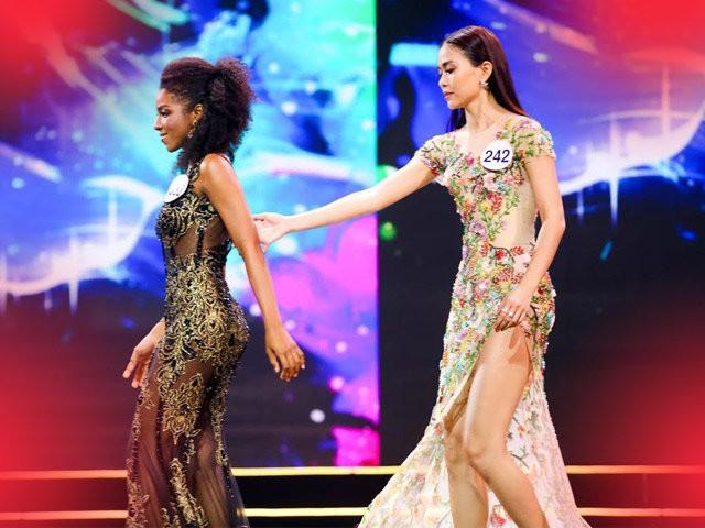Bị tố mua giải ở Hoa hậu Hoàn vũ 2017, Mâu Thủy đáp trả mỉa mai: Chị mua hết các giải phụ rồi nhé - Ảnh 3.