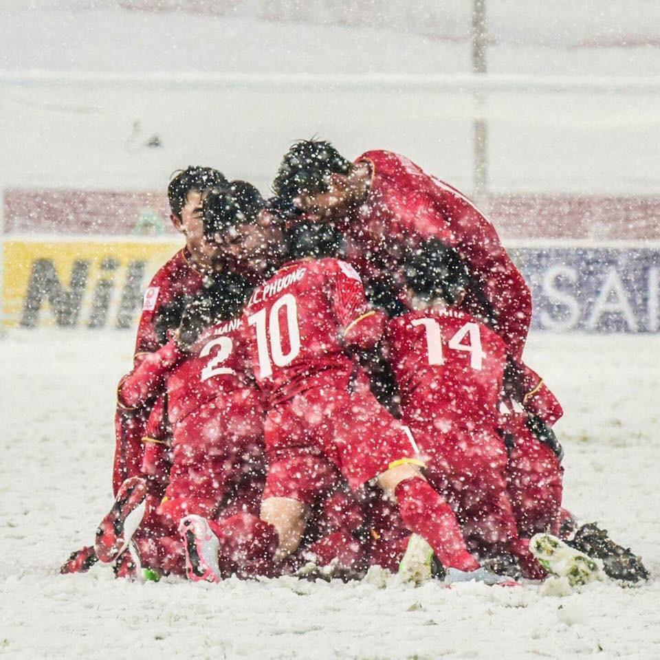 U23 Việt Nam 2018