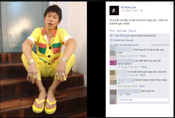 CLB triệu like của Vbiz có Hoài Linh, Sơn Tùng và thủ môn Tiến Dũng chính là thành viên mới nhất! - Ảnh 1.