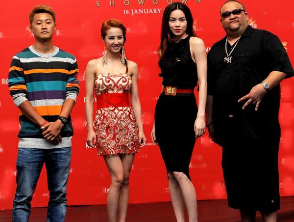 Trước khi khiến fan nở mày nở mặt với vai trò giám khảo tại Next Top châu Á, Hồ Ngọc Hà từng có những lần xuất hiện cực ấn tượng tại quốc tế  - Ảnh 6.