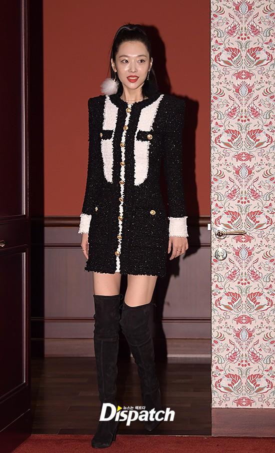 Nhìn thì đơn giản nhưng chỉ những nàng chân dài, dáng đẹp mới có thể diện được mẫu váy này - ảnh 11