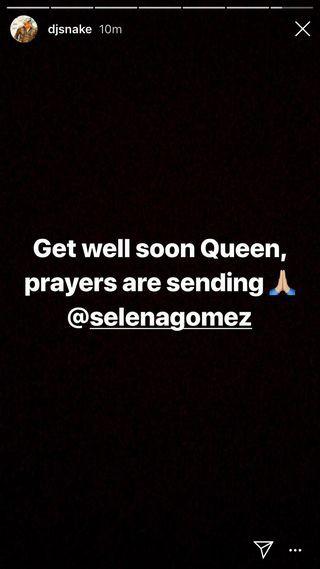 Selena Gomez điều trị tâm thần, đồng nghiệp gửi lời cầu nguyện - Ảnh 3.