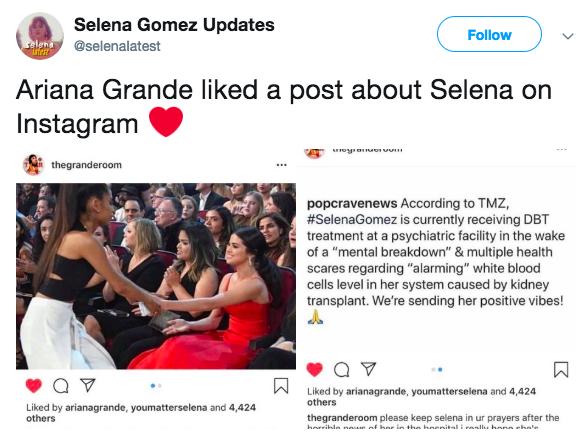 Selena Gomez điều trị tâm thần, đồng nghiệp gửi lời cầu nguyện - Ảnh 4.