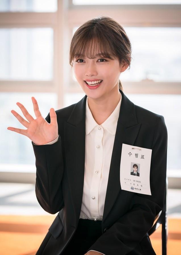 Kim Yoo Jung chính thức trở lại sau 2 năm: Xinh đến nỗi fan chỉ muốn lịm đi! - Ảnh 2.