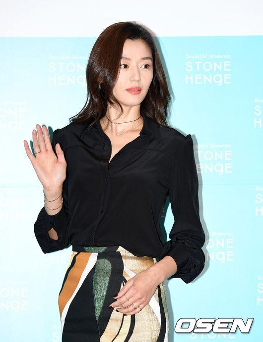 Đẹp xuất sắc dù đã hạ sinh 2 con, mợ chảnh Jeon Ji Hyun lại bị đôi chân gân guốc làm lộ dấu hiệu lão hóa - ảnh 7