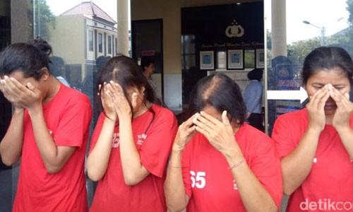 Rao bán trẻ em trên Instagram, 4 công dân Indonesia bị cảnh sát tóm gọn - ảnh 2