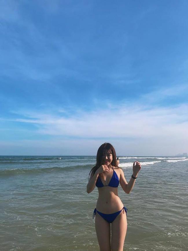 Bạn gái thủ môn Lâm Tây lột xác ấn tượng nhờ giảm 11kg trong 3 năm - ảnh 3