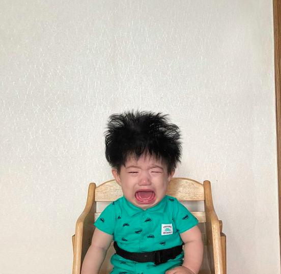 Biểu cảm khóc thét của nhóc tì Hàn Quốc đủ sức làm 1001 meme bi hài trong cuộc đời bạn! - ảnh 5