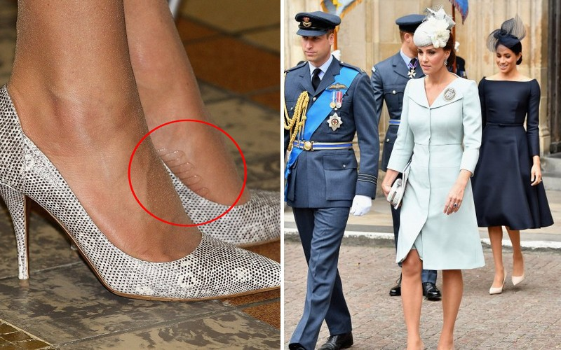 Tinh tế như Công nương Kate: chọn quần tất cũng là nghệ thuật, vừa tự nhiên khó phát hiện lại vừa không lo tuột giày
