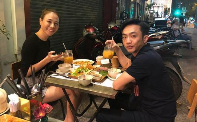 """Sau hé lộ sẽ kết hôn vào năm tới, Đàm Thu Trang công khai gọi Cường Đô La là """"chồng chưa cưới"""" - Ảnh 2."""