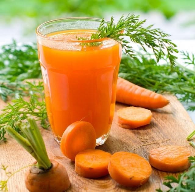 Những lợi ích không ngờ từ nước ép cà rốt mà khi ăn sống củ tươi cũng không làm được điều này - ảnh 4